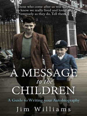 cover image of A Message to the Children