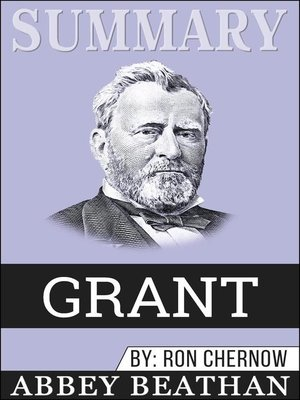 cover image of Summary of Grant by Ron Chernow