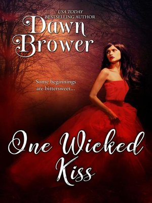 cover image of One Wicked Kiss
