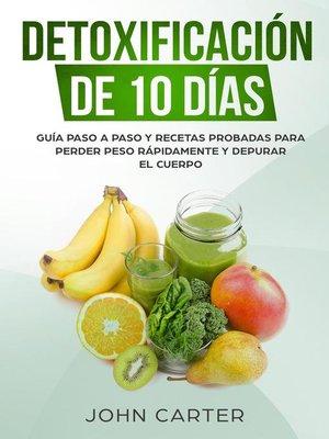 cover image of Detoxificación de 10 Días