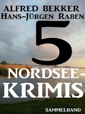 cover image of 5 Nordsee-Krimis