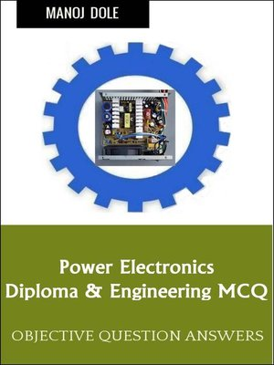 cover image of Power Electronics