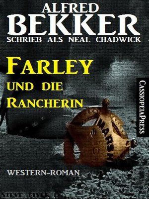 cover image of Neal Chadwick Western-Roman--Farley und die Rancherin
