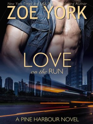 cover image of Love on the Run