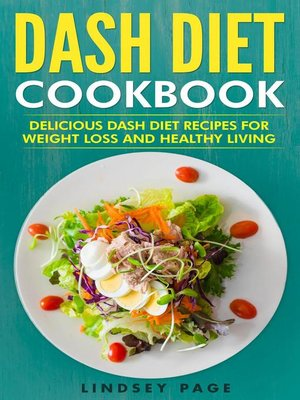 cover image of DASH Diet Cookbook