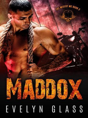 cover image of Maddox (Book 3)