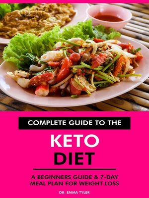 cover image of Complete Guide to the Keto Diet