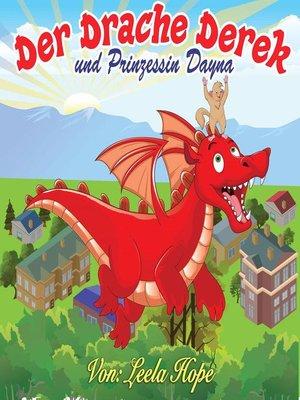 cover image of Der Drache Derek und Prinzessin Dayna