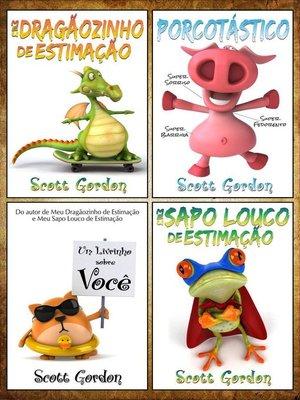 cover image of Quatro Fantásticas Histórias para Adormecer para Crianças dos 3-5