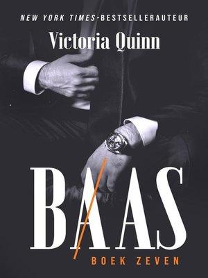 cover image of Baas Boek zeven
