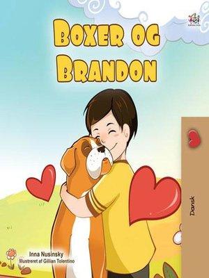 cover image of Boxer og Brandon