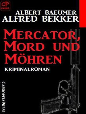 cover image of Mercator, Mord und Möhren