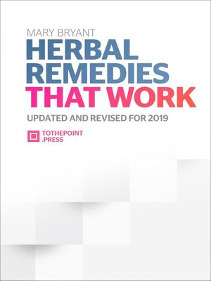 cover image of Herbal Remedies That Work