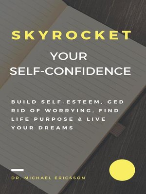 cover image of Skyrocket Your Self-Confidence