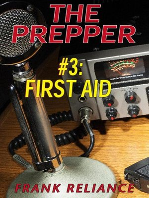 cover image of #3 First Aid: The Prepper, #3