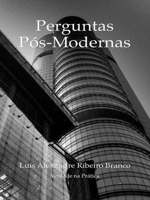 cover image of Perguntas Pós-Modernas