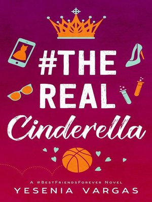 cover image of #TheRealCinderella