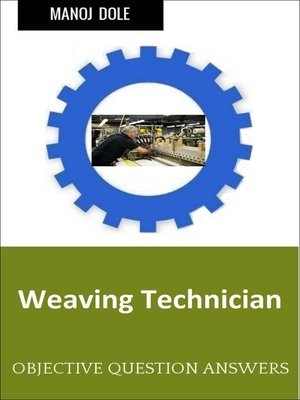 cover image of Weaving Technician