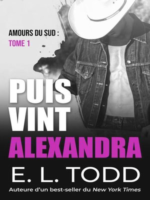 cover image of Puis vint Alexandra