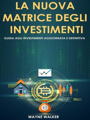 cover image of La Nuova Matrice Degli Investimenti