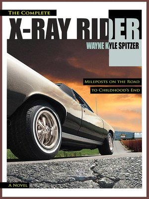 cover image of The Complete X-Ray Rider