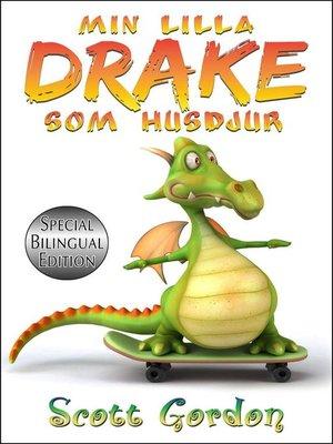 cover image of Min Lilla Drake som Husdjur