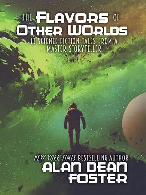 cover image of The Flavors of Other Worlds
