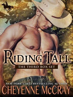 cover image of Riding Tall the Third Box Set