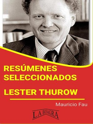 cover image of Lester Thurow