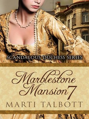 cover image of Marblestone Mansion, Book 7