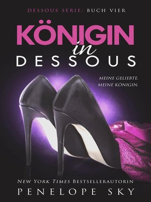 cover image of Königin in Dessous