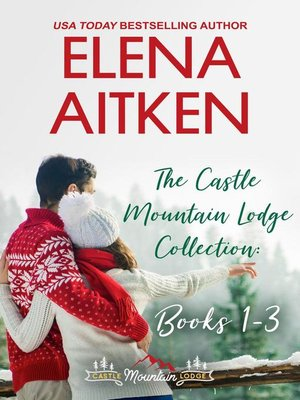 cover image of Books 1-3: The Castle Mountain Lodge Collection, #1