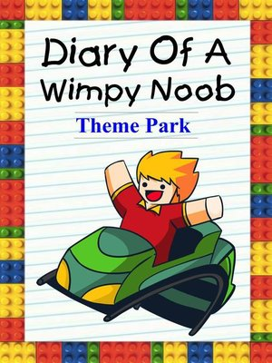 cover image of Diary of a Wimpy Noob