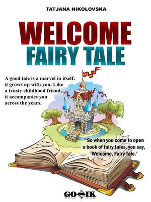 cover image of Welcome Fairy Tale