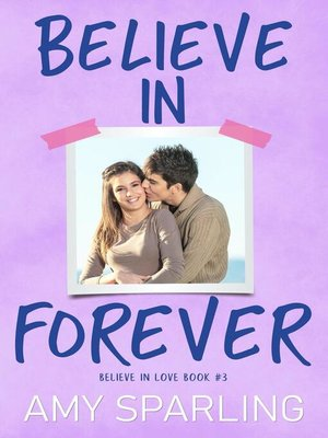 cover image of Believe in Forever