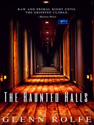 cover image of The Haunted Halls