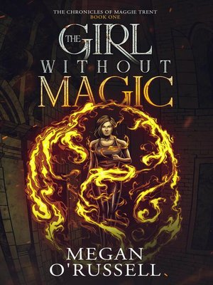 cover image of The Girl Without Magic