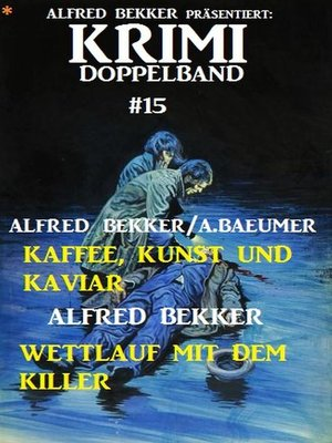 cover image of Krimi Doppelband #15