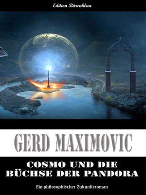 cover image of Cosmo und die Büchse der Pandora