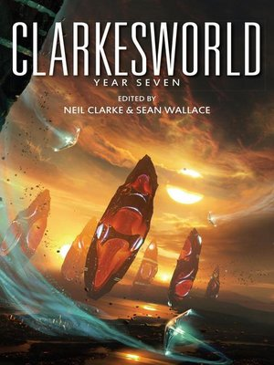 cover image of Clarkesworld