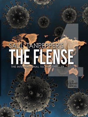 cover image of The Flense-- 4