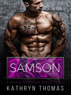 cover image of Samson (Book 3)