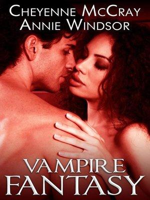 cover image of Vampire Fantasy