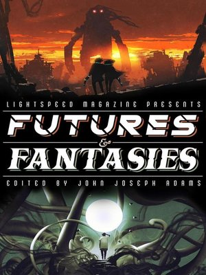 cover image of Futures & Fantasies
