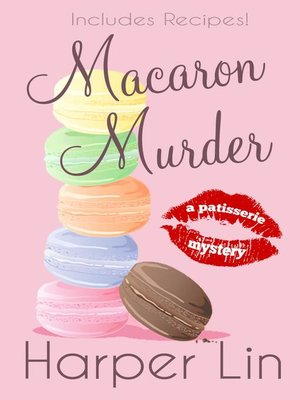 cover image of Macaron Murder
