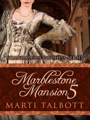 cover image of Marblestone Mansion, Book 5
