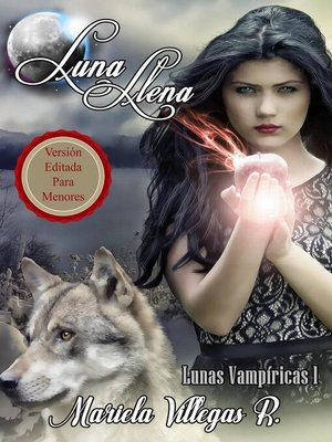 """cover image of """"Luna Llena"""" Versión Juvenil Editada"""