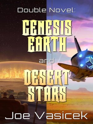 cover image of Genesis Earth and Desert Stars
