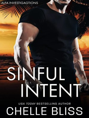 cover image of Sinful Intent