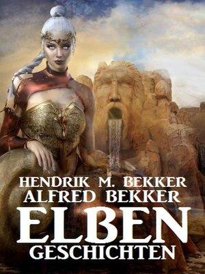 cover image of Elben-Geschichten